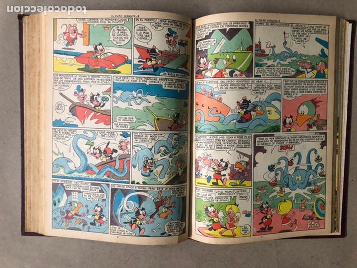 Tebeos: PUMBY + SUPER PUMBY TOMO CON 16 TEBEOS (EDITORIAL VALENCIANA AÑOS 60) ENCUADERNADO - Foto 25 - 210957006