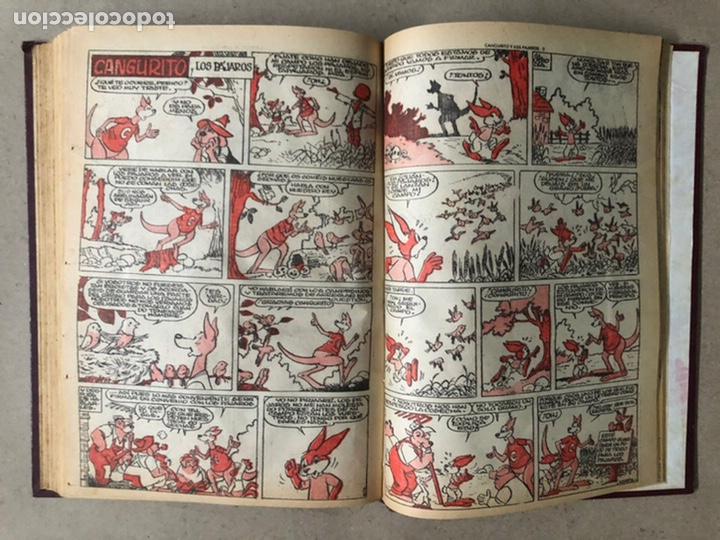 Tebeos: PUMBY + SUPER PUMBY TOMO CON 16 TEBEOS (EDITORIAL VALENCIANA AÑOS 60) ENCUADERNADO - Foto 31 - 210957006
