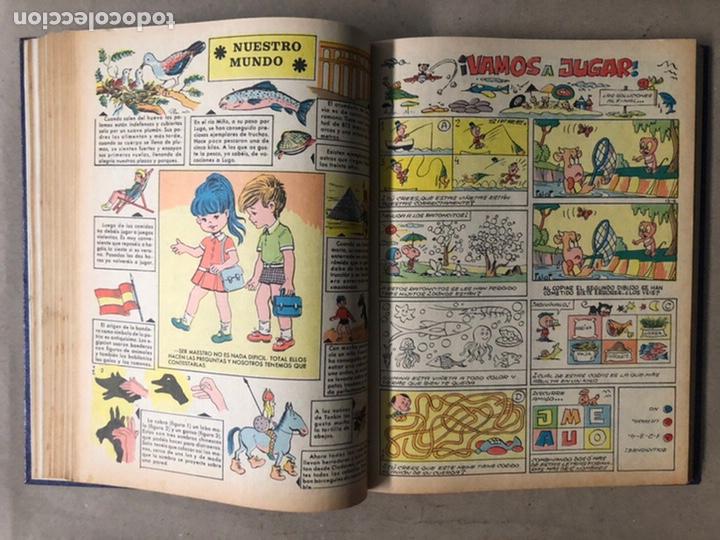 Tebeos: TOMO CON 13 TEBEOS PUMBY (EDITORIAL VALENCIANA 1966 - 1969) ENCUADERNADOS EN TAPA DURA. - Foto 16 - 210957992