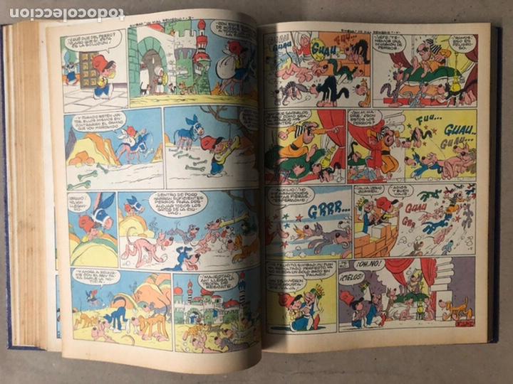 Tebeos: TOMO CON 13 TEBEOS PUMBY (EDITORIAL VALENCIANA 1966 - 1969) ENCUADERNADOS EN TAPA DURA. - Foto 18 - 210957992