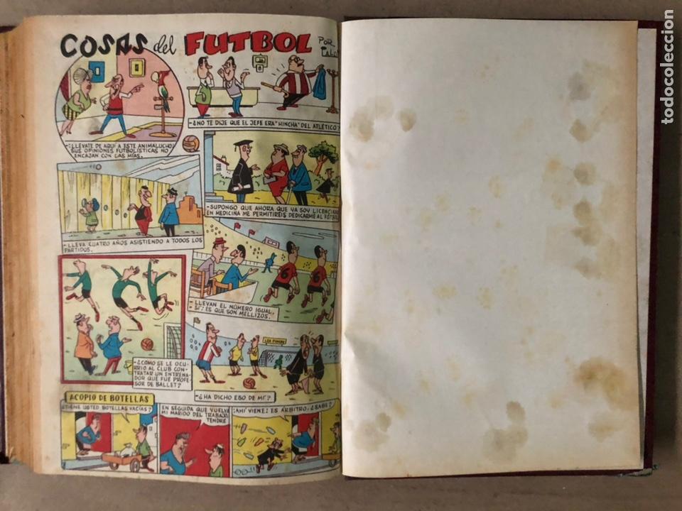 Tebeos: JAIMITO (EDITORIAL VALENCIANA). LOTE DE 47 TEBEOS ENCUADERNADOS EN 3 TOMOS. DE 1961 A 1969. - Foto 23 - 210969221