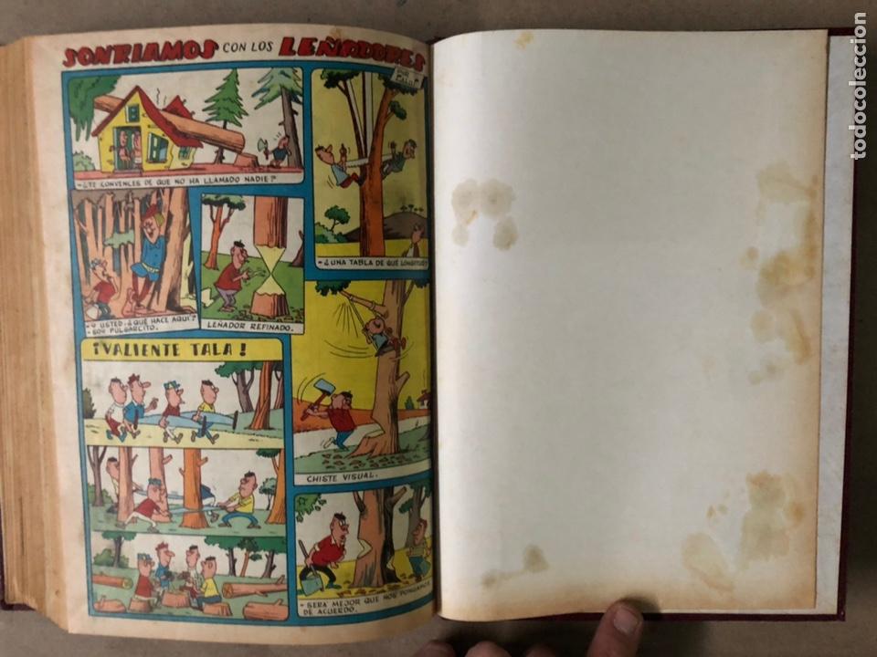 Tebeos: JAIMITO (EDITORIAL VALENCIANA). LOTE DE 47 TEBEOS ENCUADERNADOS EN 3 TOMOS. DE 1961 A 1969. - Foto 43 - 210969221