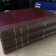 Tebeos: JAIMITO (EDITORIAL VALENCIANA). LOTE DE 47 TEBEOS ENCUADERNADOS EN 3 TOMOS. DE 1961 A 1969.. Lote 210969221