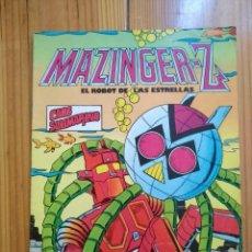 Tebeos: MAZINGER - Z EL ROBOT DE LAS ESTRELLAS Nº 5 - MUY BUEN ESTADO. Lote 211410964