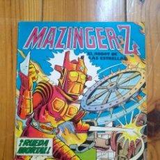 Tebeos: MAZINGER - Z EL ROBOT DE LAS ESTRELLAS Nº 1 - BUEN ESTADO. Lote 211411270