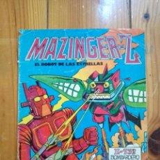 Tebeos: MAZINGER - Z EL ROBOT DE LAS ESTRELLAS Nº 6. Lote 211411662