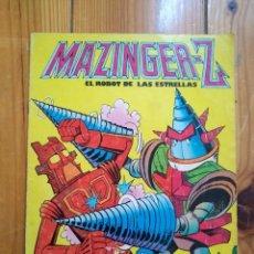 Tebeos: MAZINGER - Z EL ROBOT DE LAS ESTRELLAS Nº 9. Lote 211411967