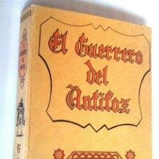 Tebeos: EL GUERRERO DEL ANTIFAZ 4. (VALENCIA, 1973). Lote 211455784