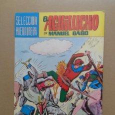 Tebeos: EL AGUILUCHO Nº 4 EDITORIAL VALENCIANA AÑOS 80. Lote 211480890
