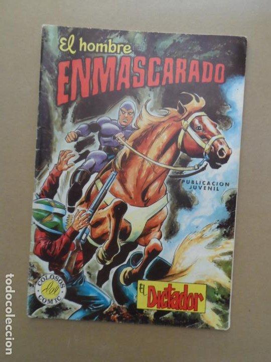 EL HOMBRE ENMASCARADO Nº 51 EDITORIAL VALENCIANA (Tebeos y Comics - Valenciana - Selección Aventurera)