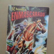 Tebeos: EL HOMBRE ENMASCARADO Nº 51 EDITORIAL VALENCIANA. Lote 211482019