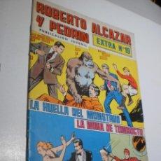 Tebeos: ROBERTO ALCÁZAR Y PEDRÍN. EDIVAL Nº 19 EXTRA 1977 (BUEN ESTADO). Lote 211515710