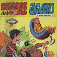 Tebeos: JAIMITO Y SU PANDILLA. COLOSOS DEL COMIC.. Lote 211559722