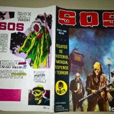 Livros de Banda Desenhada: COMIC SOS 8 SEGUNDA EPOCA. Lote 212039323
