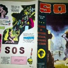 Livros de Banda Desenhada: COMIC SOS 7 SEGUNDA EPOCA. Lote 212039376