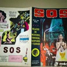 Livros de Banda Desenhada: COMIC SOS 3 SEGUNDA EPOCA. Lote 212040190