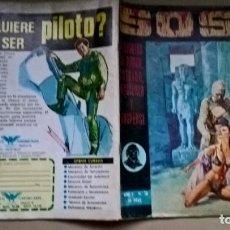 Tebeos: COMIC SOS 16 AÑO I. Lote 212040387