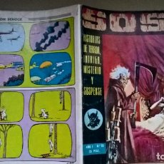 Giornalini: COMIC SOS 13 AÑO I. Lote 212040415