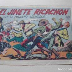 Tebeos: EL PEQUEÑO LUCHADOR. Lote 212194956