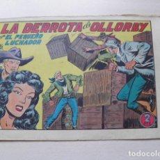 Tebeos: EL PEQUEÑO LUCHADOR.. Lote 212195376
