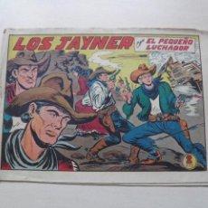Tebeos: EL PEQUEÑO LUCHADOR. Lote 212195737