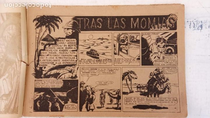 Tebeos: SELECCIÓN AVENTURERA Nº 30 - VALENCIANA 1941 - ORIGINAL - Foto 5 - 212264347