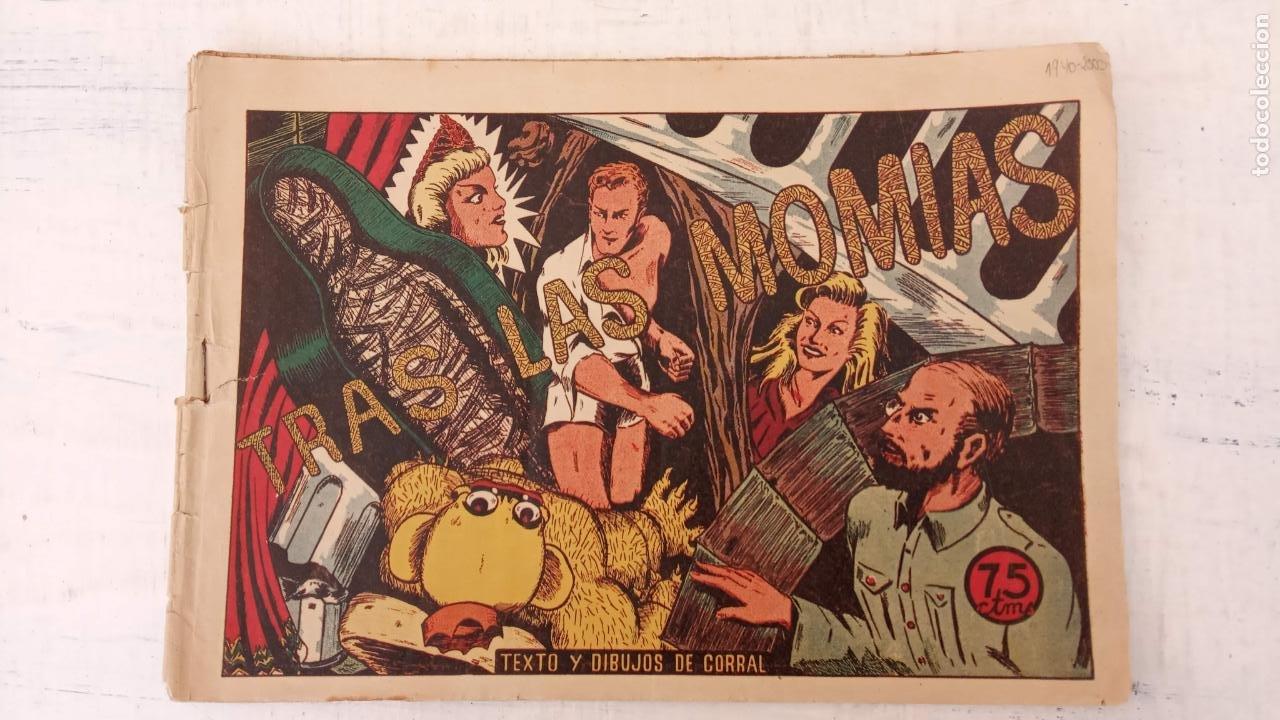 SELECCIÓN AVENTURERA Nº 30 - VALENCIANA 1941 - ORIGINAL (Tebeos y Comics - Valenciana - Selección Aventurera)