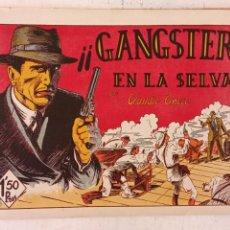 Tebeos: LAS GRANDES AVENTURAS Y PELICULAS Nº 5 Y ÚLTIMO, ORIGINAL VALENCIANA 1943. Lote 212271032