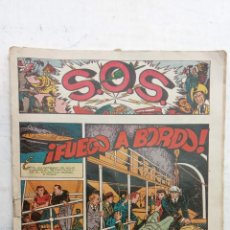 Tebeos: S.O.S. Nº 2 - EDI. VALENCIANA ORIGINAL. Lote 212309842