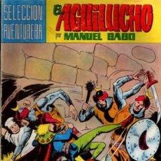 Tebeos: EL AGUILUCHO SELECCIÓN AVENTURERA Nº 24 EDITORIAL VALENCIANA. Lote 212597805