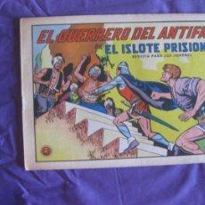 Tebeos: EL GUERRERO DEL ANTIFAZ Nº 618. EDITORIAL VALENCIANA 1965.. Lote 212608002
