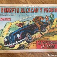 BDs: ¡¡LIQUIDACION TEBEO A 1 EURO!! PEDIDO MINIMO 5 EUROS - ROBERTO ALCAZAR Y PEDRIN 1036 ORIGINAL - GCH1. Lote 213061196