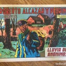 BDs: ¡¡LIQUIDACION TEBEO A 1 EURO!! PEDIDO MINIMO 5 EUROS - ROBERTO ALCAZAR Y PEDRIN 1065 ORIGINAL - GCH1. Lote 213061572