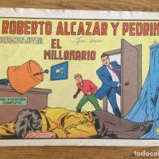 BDs: ¡¡LIQUIDACION TEBEO A 1 EURO!! PEDIDO MINIMO 5 EUROS - ROBERTO ALCAZAR Y PEDRIN 1203 ORIGINAL - GCH1. Lote 213063418