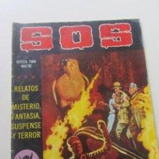 Livros de Banda Desenhada: SOS II ÉPOCA- Nº 14 - 1981 VALENCIANA MUCHOS MAS EN VENTA, MIRA TUS FALTAS ...C28X2. Lote 213447426