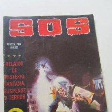 Livros de Banda Desenhada: SOS II ÉPOCA- Nº 9- 1981 VALENCIANA MUCHOS MAS EN VENTA, MIRA TUS FALTAS ...C28X2. Lote 213447668