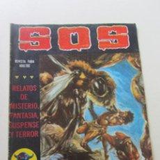 Giornalini: SOS II ÉPOCA- Nº 23 1981 VALENCIANA MUCHOS MAS EN VENTA, MIRA TUS FALTAS C12. Lote 213447708