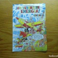 Tebeos: ¡UN TESORO DE ENERGÍA! CON SÚPER PUMBY. Lote 213480925