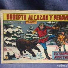 Tebeos: ROBERTO ALCAZAR Y PEDRIN Nº900 ED. VALSA VALENCIA 1969 EXTRAÑA AMISTAD 25X17.5CMS. Lote 213617310