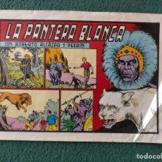 Tebeos: COMIC PANTERA BLANCA NUM. 146 EDITORA VALENCIANA 1984. Lote 213651240
