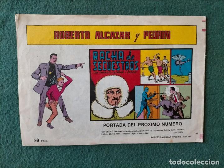 Tebeos: COMIC PANTERA BLANCA NUM. 146 EDITORA VALENCIANA 1984 - Foto 2 - 213651240
