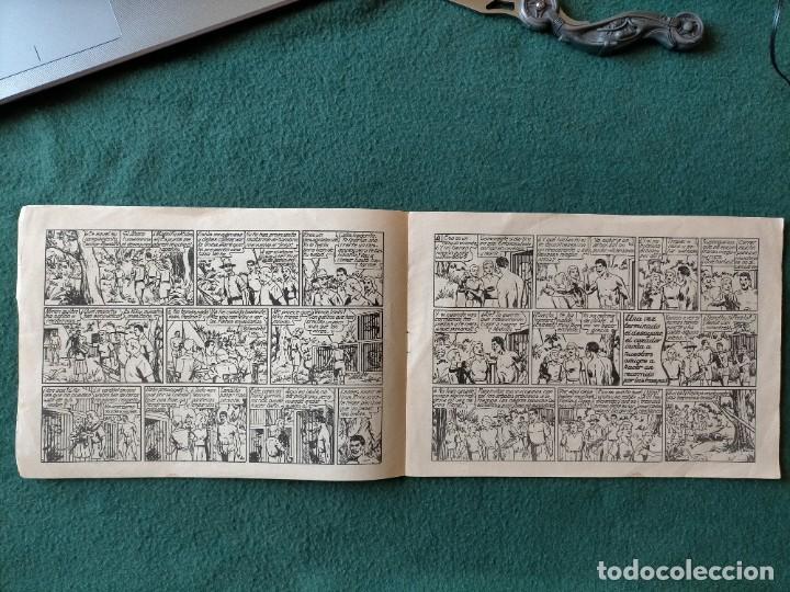 Tebeos: COMIC PANTERA BLANCA NUM. 146 EDITORA VALENCIANA 1984 - Foto 3 - 213651240