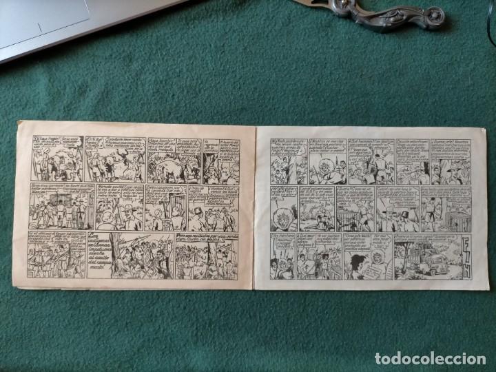 Tebeos: COMIC PANTERA BLANCA NUM. 146 EDITORA VALENCIANA 1984 - Foto 4 - 213651240