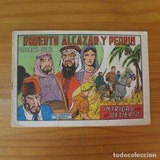 Tebeos: ROBERTO ALCAZAR Y PEDRIN 1122 INTRIGAS EN EL DESIERTO. EDIVAL 1974. Lote 213676262
