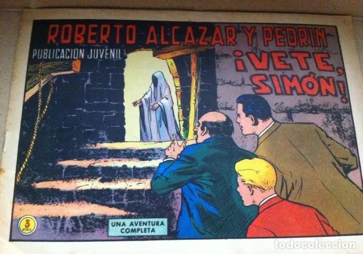 ROBERTO ALCAZAR Y PEDRIN, NÚMERO 1048, OCTUBRE DE 1972. EDITORIAL VALENCIANA ORIGINAL (Tebeos y Comics - Valenciana - Roberto Alcázar y Pedrín)
