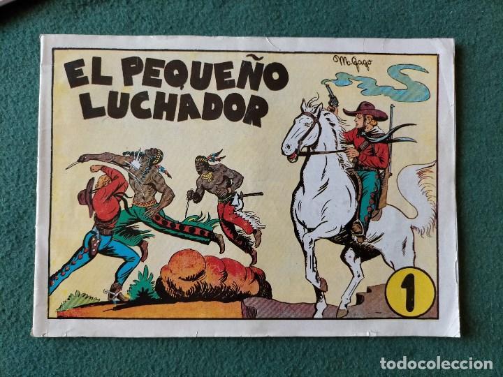 COMIC EL PEQUEÑO LUCHADOR. Nº 1 (Tebeos y Comics - Valenciana - Pequeño Luchador)