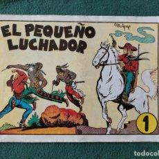 Tebeos: COMIC EL PEQUEÑO LUCHADOR. Nº 1. Lote 213698922