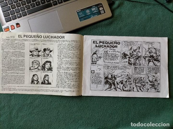 Tebeos: COMIC EL PEQUEÑO LUCHADOR. nº 1 - Foto 3 - 213698922