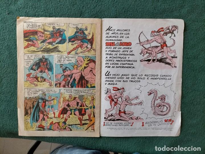 Tebeos: EL GUERRERO DEL ANTIFAZ. COMIC Nº 70. 25 PTS. - Foto 5 - 213700077