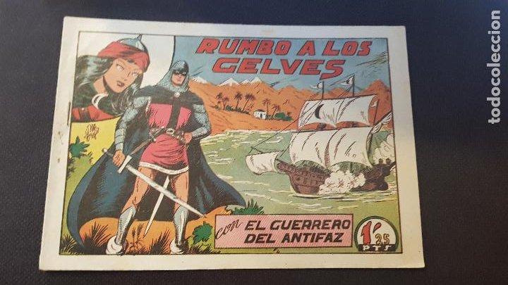 RUMBO A LOS GELVES Nº108 (Tebeos y Comics - Valenciana - Guerrero del Antifaz)